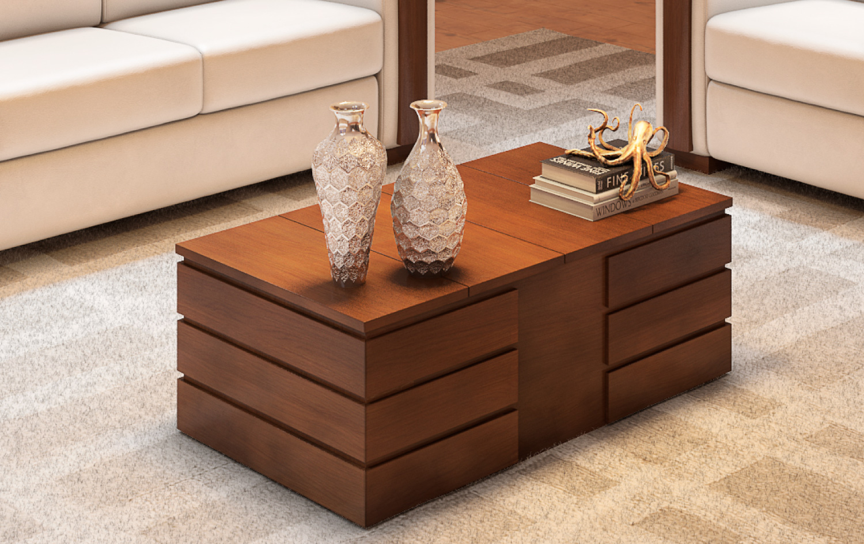 Muebles intactos